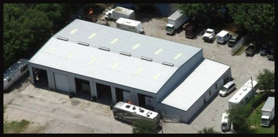 Twelve Bay Facility in Clearwater, FL